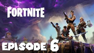 Fortnite / Save the world #6: Recover inglet ingset the cube! (Coop with Poro)