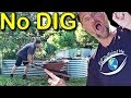How to Do NO DIG Raised Garden Bed Maintenance For Vegetable Garden