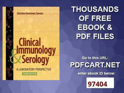 Immunology pdf clinical
