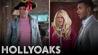 Hollyoaks: Grace And The Flying Hutchman