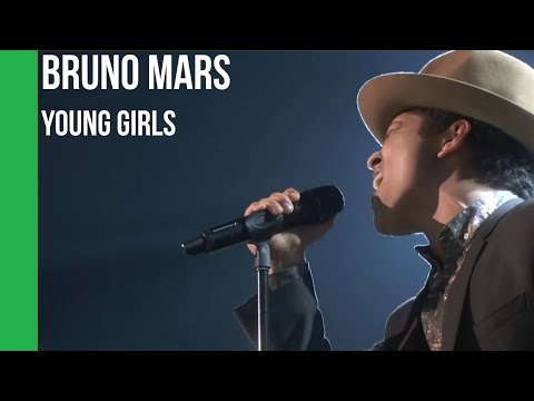 Bruno Mars - Young Girls  sub Español +