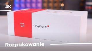 OnePlus 6T Rozpakowanie + Pierwsze wrażenia