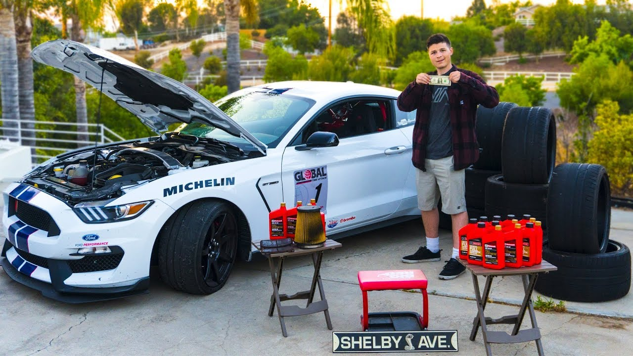 how much does it cost to own a shelby mustang gt350r youtube. Black Bedroom Furniture Sets. Home Design Ideas