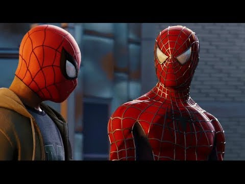 マーベルズスパイダーマン マイルズ会話シーンまとめDLC3 【摩天楼は眠らない】