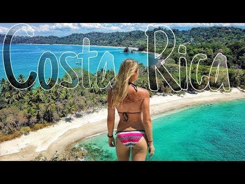 Costa Rica 2018 I travel video I 4K