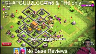 Clash Of Clans- 18h Wall Grind Time Lapse (Trap Mix)