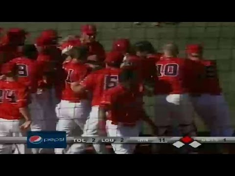 Lake County's Frazier singles in a run from YouTube · Duration:  37 seconds