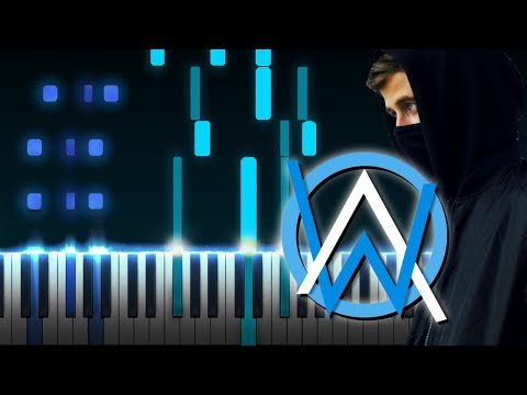 alan-walker,-k-391-&-emelie-hollow---lily---easy-piano-tutorial