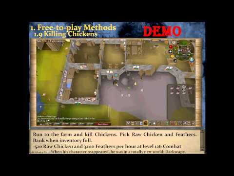 AMAZING F2P Money Making Guide 850k gp/h Part 2 by Idk Whats Rc Free to play (Runescape)