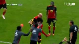 Belgium vs Norway 3-2 All Goals- 05 06 2016