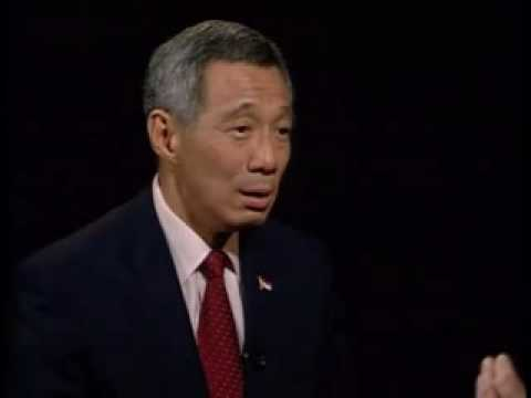 Excerpts of S'pore PM Lee's interview by Charlie Rose - 14 Apr 2010