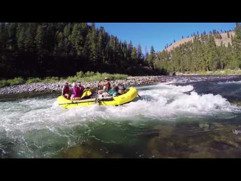 An Unmatched Wilderness River Trip: Idaho's Middle Fork of the Salmon River