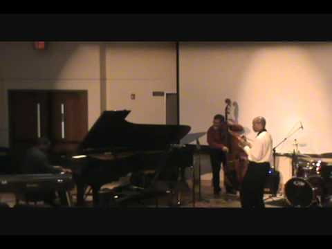 Pianist Keith Brown Solo on Love for Sale.wmv