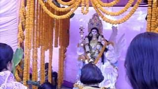 Saraswati Puja Anjali