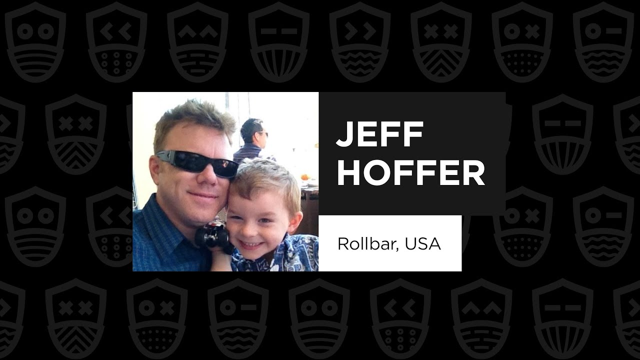 Using Rollbar in React - Jeff Hoffer, React Summit Remote Edition 2021