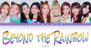 Download NiziU - Beyond the Rainbow Color Coded Lyrics Video 歌詞 |JAP|ROM|ENG| Mp3 and Videos