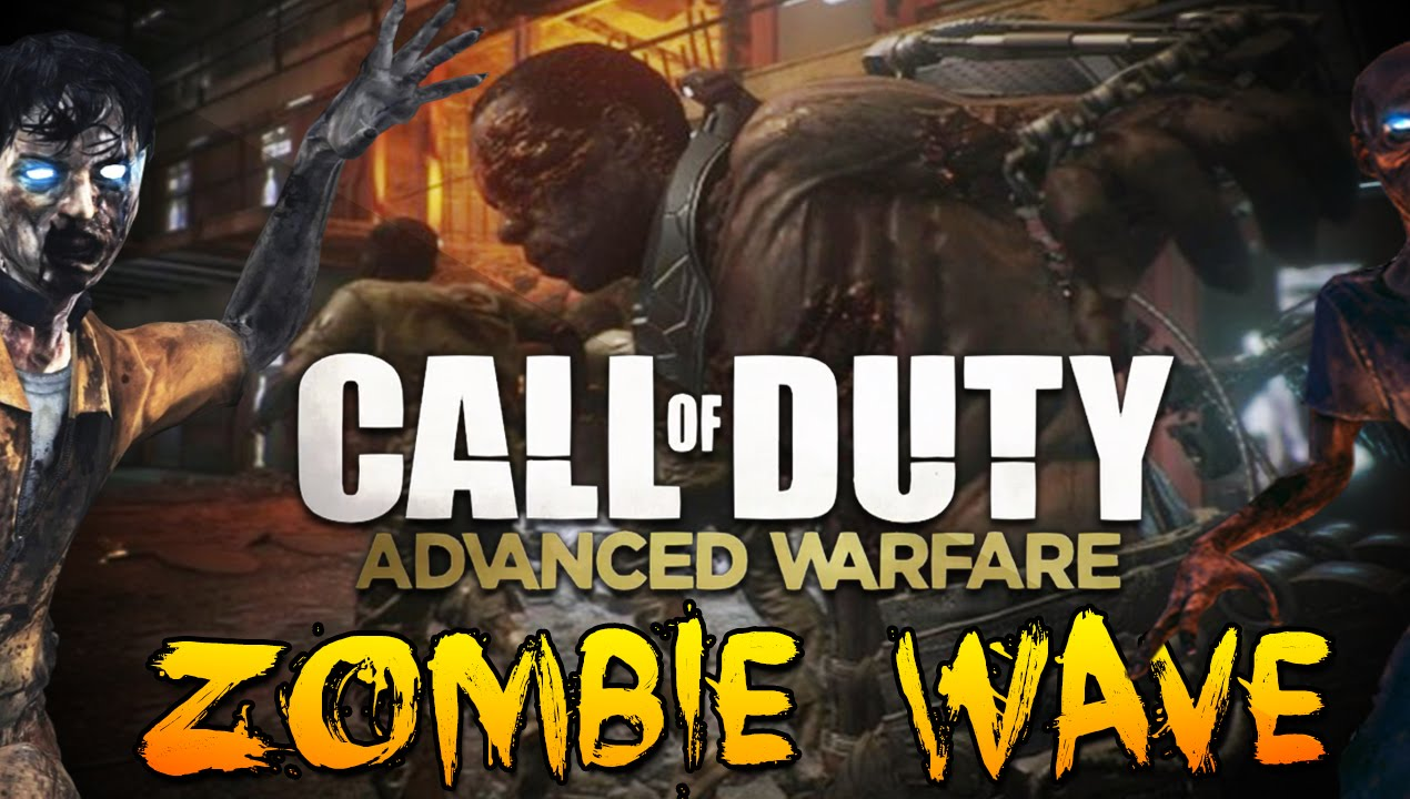 Advance Warfare Secret ExoSurvival Bonus Zombies Wave