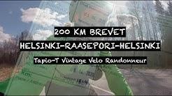 Brevet 200 km Helsinki-Raasepori-Helsinki