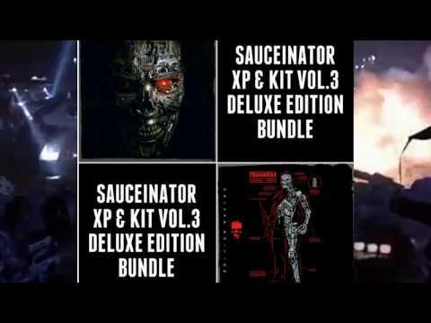 ElectraX + Drum Kit | Sauceinator Vol 3 XP | WalkThru