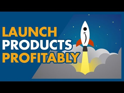 How to Launch Products Profitably on Amazon