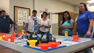Butte County Office of Education VEX robots competition