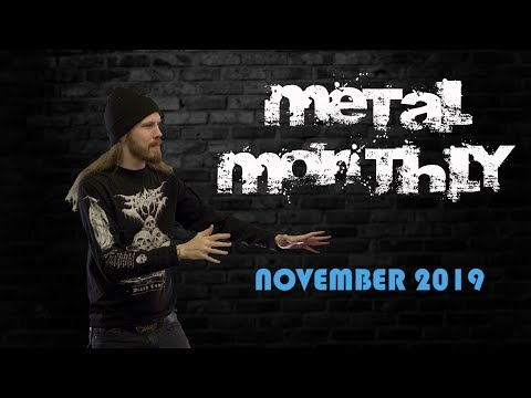 Best New Metal Releases November 2019: Obsequiae, Ignivomous, Aggressive Perfector & more!