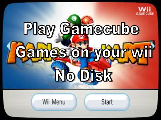 HOW TO DOWNLOAD GAMECUBE GAMES ON NINTENDONT – daytoobe74