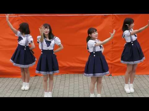京都女子大学 Cotton Candy 「=LOVE」を踊ってみた 城天アイドルストリートVol.24