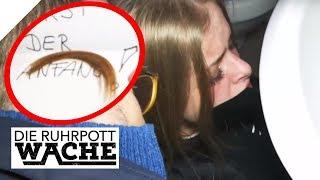 In der Nacht überrascht und Haare abgeschnitten! Wer bedroht sie? | Die Ruhrpottwache | SAT.1 TV