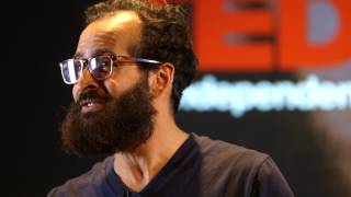 The music of growing up down south | Anis Mojgani | TEDxEmory