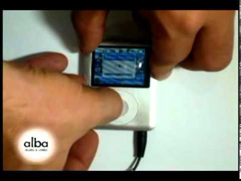 98f5148f8 MP4 c/ fotos, vídeo, rádio e gravador de áudio - ALBA eletrônicos -  demonstração