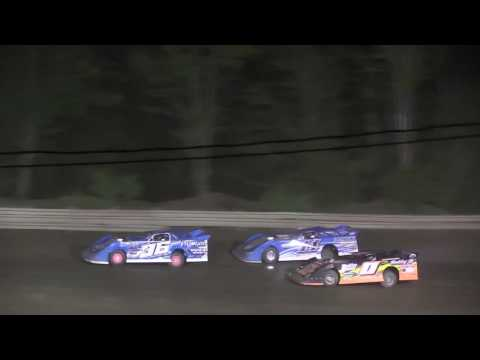 Hilltop Speedway Late Model Feature 6-24-17