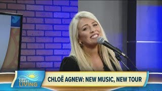 Singer, songwriter Chloe Agnew stops by First Coast Living (FCL February 21st 2020)