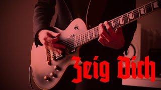 Rammstein - Zeig Dich Guitar cover by Robert Uludag/Commander Fordo FEAT. Dean