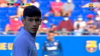 Yusuf Demir vs Girona   24/07/2021