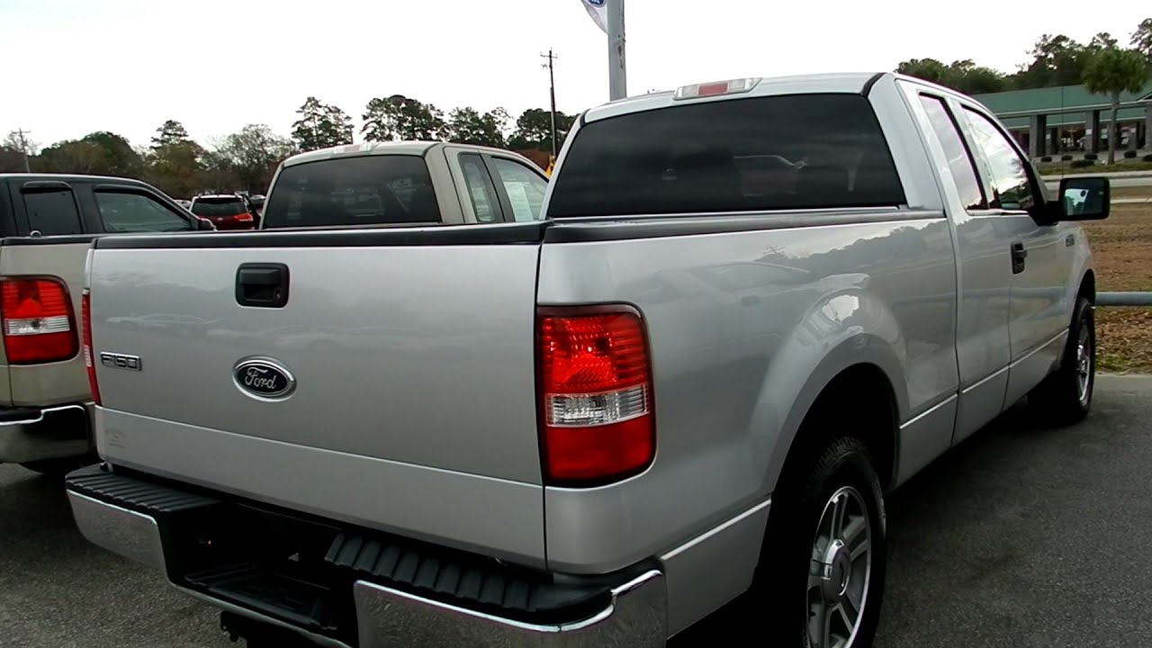 2004 Ford F 150 Review Xlt Supercab Only 68k Miles For