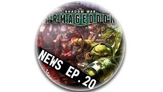 Lampy news#20 17-03-17 Shadow wars Armageddon, Kharadron overlords, Talons of the Emperor (Rus)