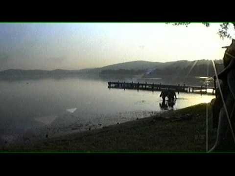 Laacher See, Tauchen im Eifelmaar