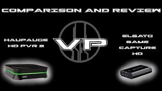 Elgato vs HD PVR 2 - Comparison and Review
