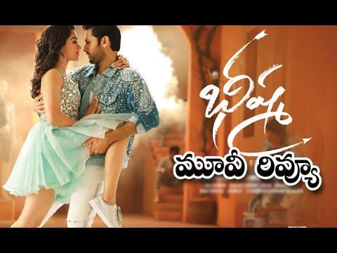 Bhishma Movie Review Nithin Rashmika Mandanna Bhishma Movie Adb Channel Youtube
