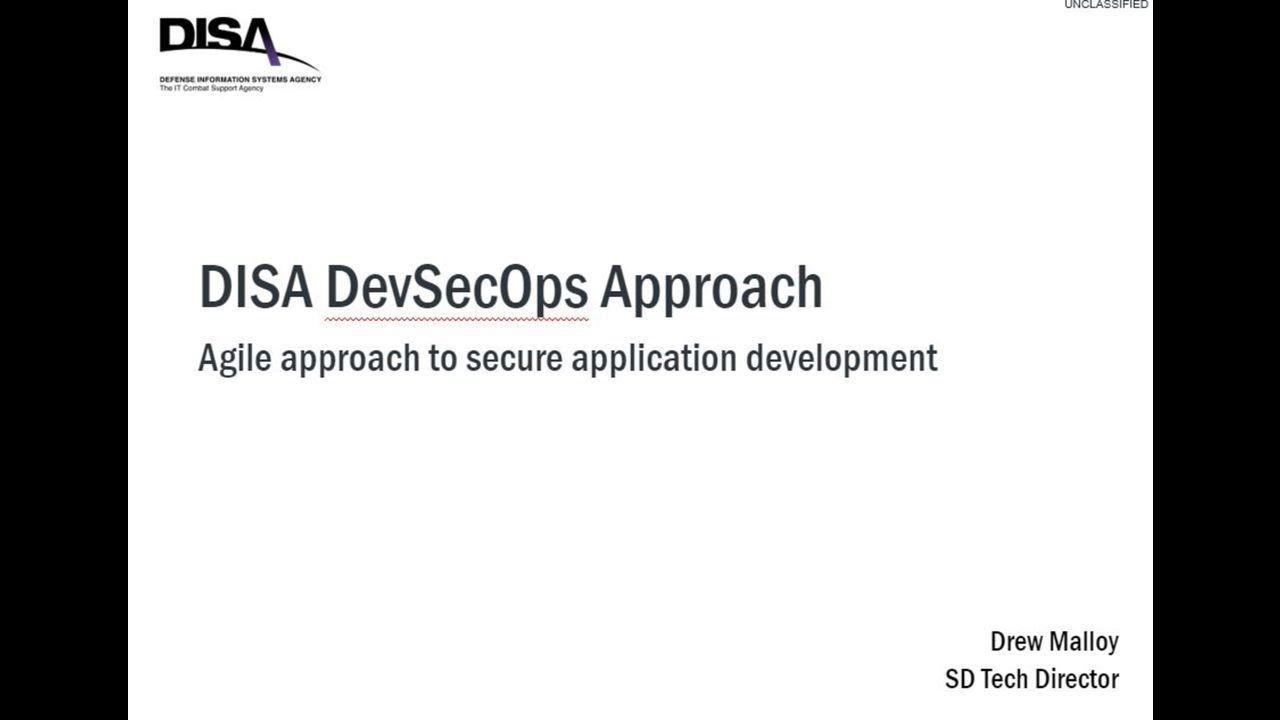 Development Security Operations (DevSecOps)