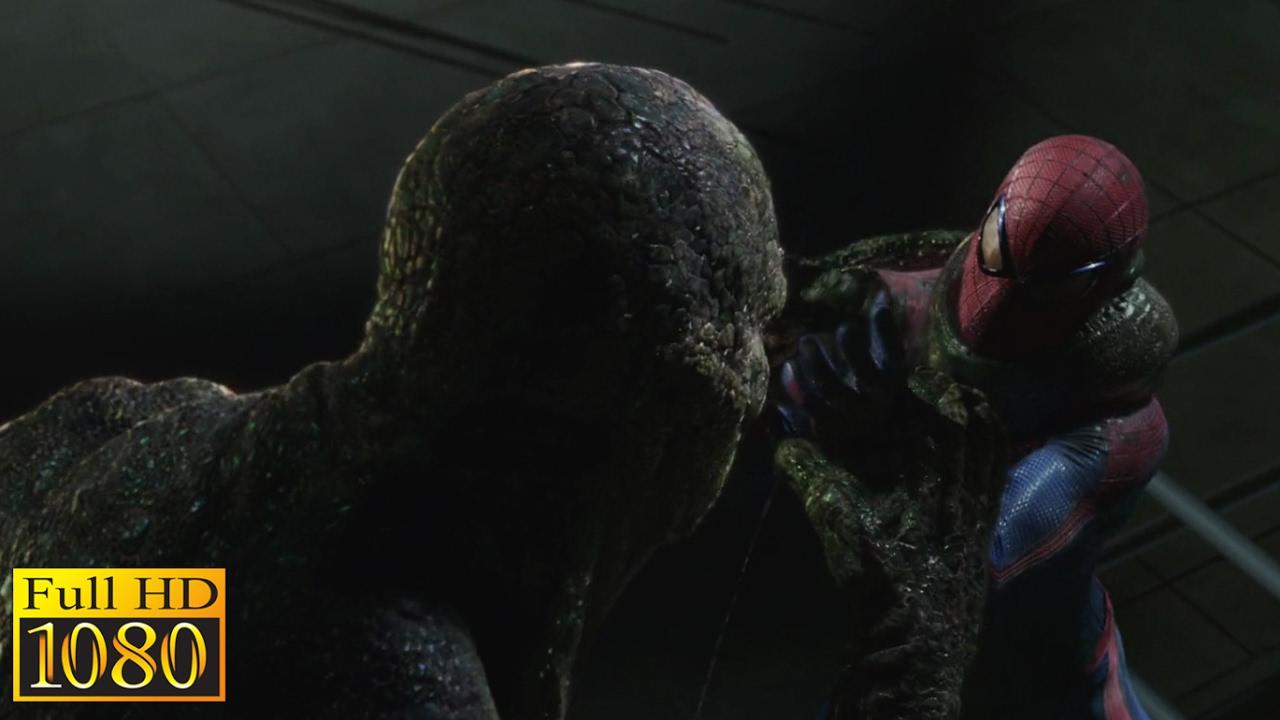 The Amazing Spiderman (2012) - Spiderman vs Lizard|Final ...