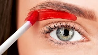 Download 26 CRAZY MAKEUP HACKS Mp3 and Videos