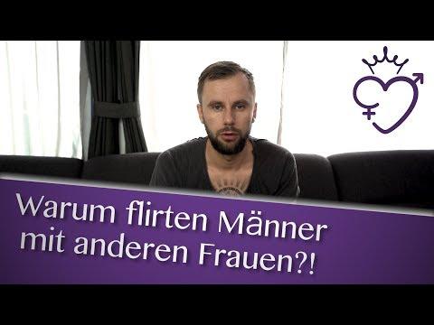 DARUM flirten Männer mit anderen Frauen, obwohl sie vergeben sind | Darius Kamadeva