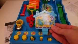 Tomy Настольная игра Упрямый шарик арт TO7070 (Screwball scramble)