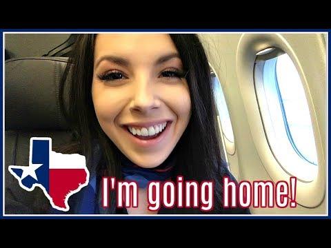 Flight Attendant Life | Dallas, Texas | 2019
