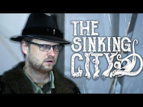 ОЧЕРЕДНОЙ ГОРОД С КТУЛХАМИ ► The Sinking City #1