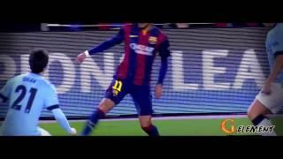 Neymar Jr ● Incredible Skills Show ● 2015