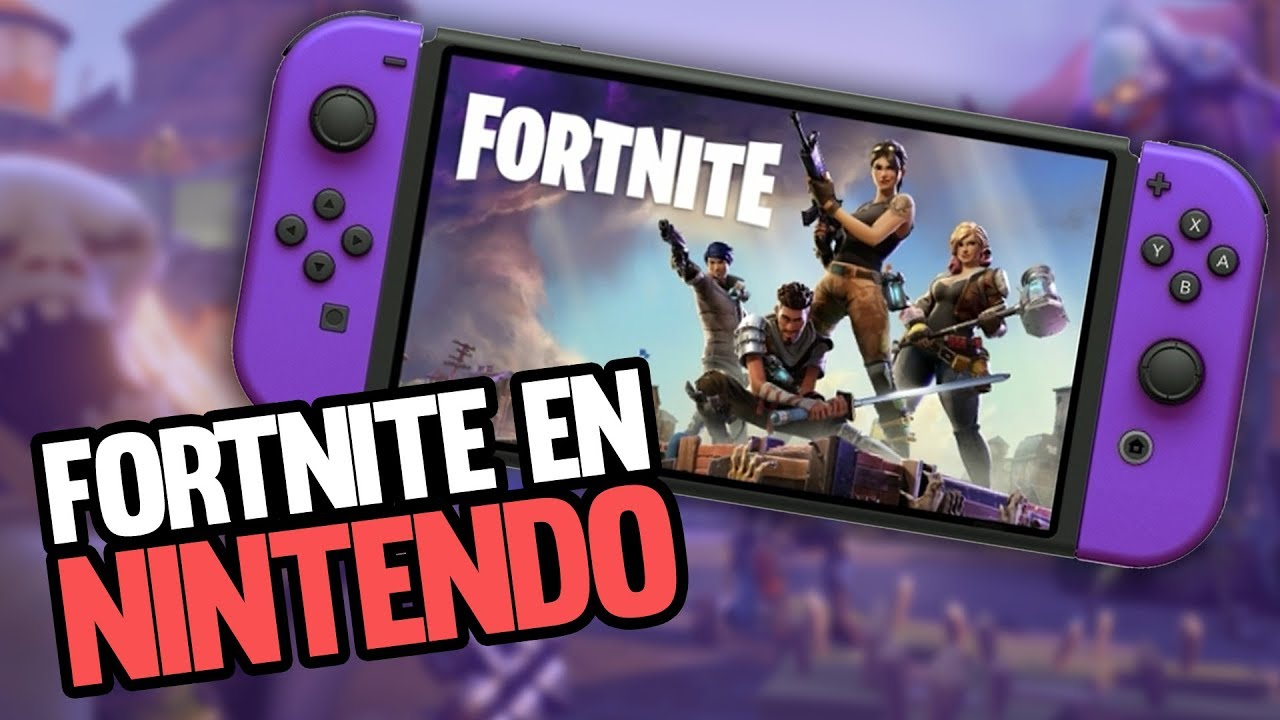 Podria Haber Fortnite Para Nintendo Switch Youtube