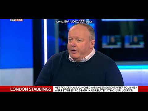 Sky News 1 1 18 Knife Crime Epidemic